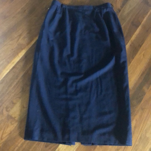 Austin Reed Skirts Euc Austin Reed Riding Skirt Navy W8 Poshmark